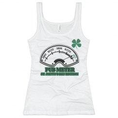 Irish Pub Meter