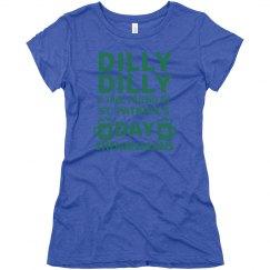 Dilly Dilly St. Patrick's Shenanigans