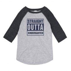 Straight Outta Kindergarten