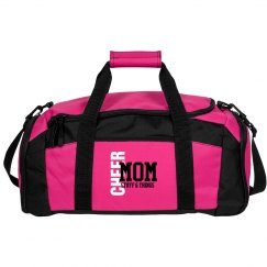 Cheer Mom Bag