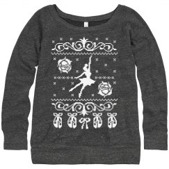 Not-so-ugly Chirstmas sweater