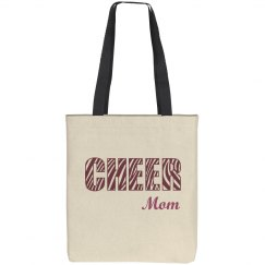 Cheer Mom Tote Bag