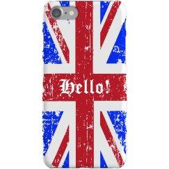 Union Jack iPhone 5