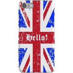 Union Jack iPhone 5