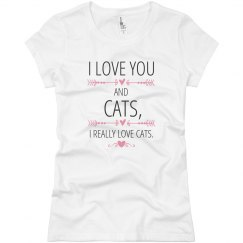 I Mostly Love Cats