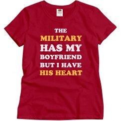 The Military Has My Boyfriend
