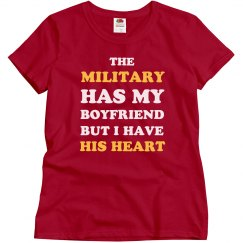 The Military Has My Boyfriend