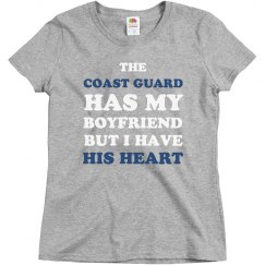 I Have My Coast Guard's Heart