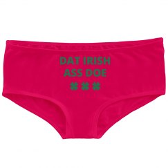 Dat Irish Ass Doe St. Patricks