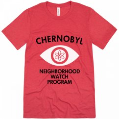 Chernobyl Neighborhood Watch Program