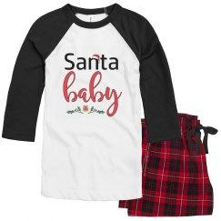 Family Matching Christmas Pajamas - Women's