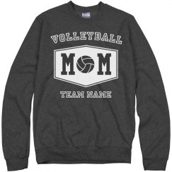 Custom Team Volleyball Mom