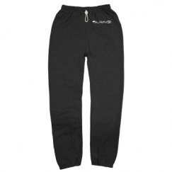 Unisex Long Scrunch Sweatpants