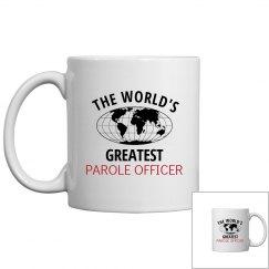 Greatest Parole officer
