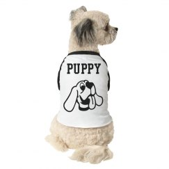 Puppy dog shirt