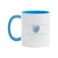 KBB Coffee Mug Blue