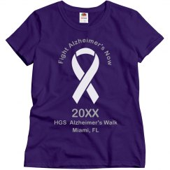 Fight Alzheimer's Now