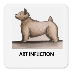 Art Infliction Magnet