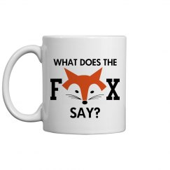 What Does the Fox Drink