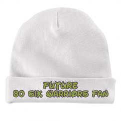 Baby 80 six warriors fan