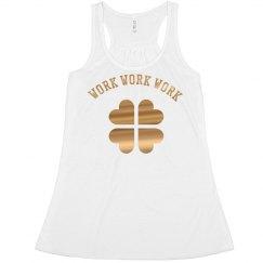 Ladies Workout T-