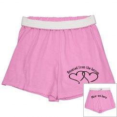 Squatting shorts