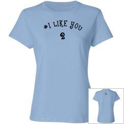 #I LIKE YOU 2