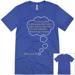 Ali Quote Men's T-Shirt