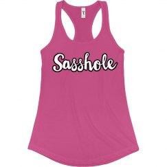 Sasshole Tank