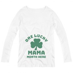 Custom Due Date Lucky Mama
