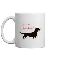 Life is wienerderful