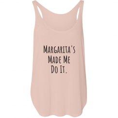 Margaritas made me do it