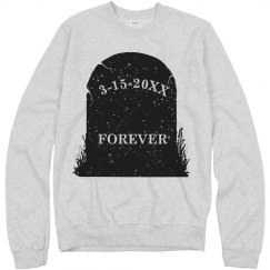 Forever Tombstone