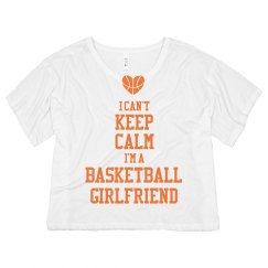 Keep Calm Basketball GF