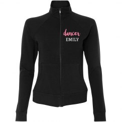 Custom Dance Class Practice Jacket