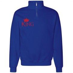 KING_ Turtleneck sweater
