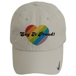 Say It Proud Hat / Heart