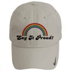 Say It Proud Hat / Rainbow