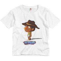 GOBABIES Youth Basic Fruit of the Loom  T-Shirt