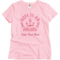 Breast Cancer Hope Anchor