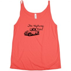 The Highway Kind - Tank top.