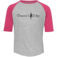Dancer's Edge Youth Bball Tshirt