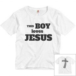 Love JESUS!