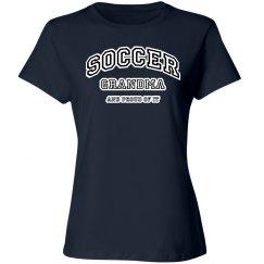 Soccer Grandma and proud of it