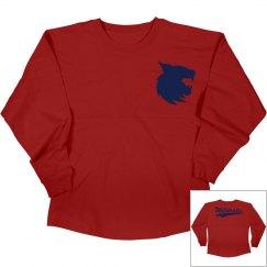 Arizona wildcats long sleeve shirt 2.