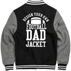 Custom Football Dad