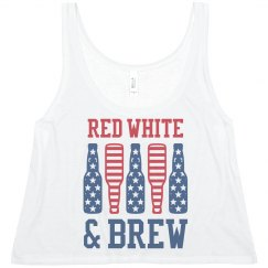 Love My Red, White & Brew