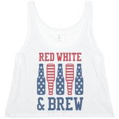Love My Red, White & Brew