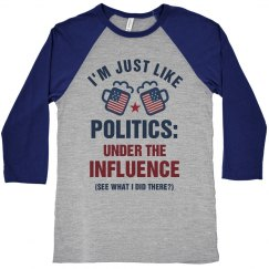 Funny Anti-Politics Patriotic