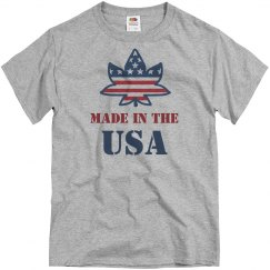 Made In The USA July 4th Weed